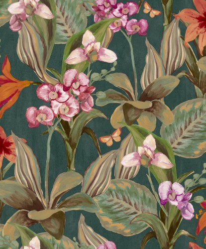 Tapeta Kwiaty Orchidei Decoprint BR24083 Orchidea Breeze
