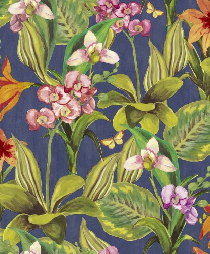 Tapeta Kwiaty Orchidei Decoprint BR24084 Orchidea Breeze