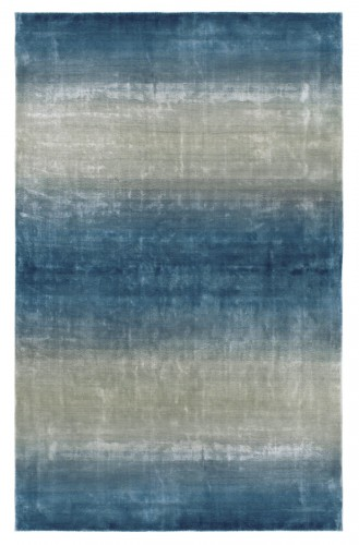 Dywan Ombre Carpet Decor Geos Light Blue Handmade Collection