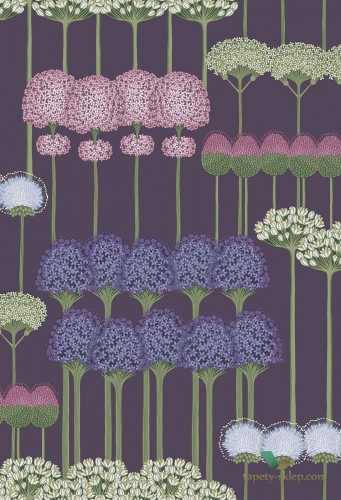 Tapeta Cole&Son Allium 115/12036 Botanical Botanica