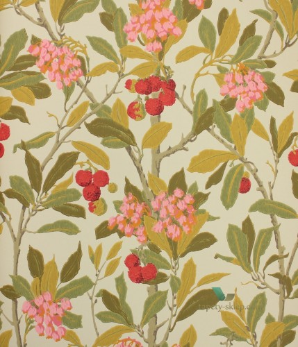 Tapeta 100/10047 Cole & Son Archive Anthology Strawberry Tree