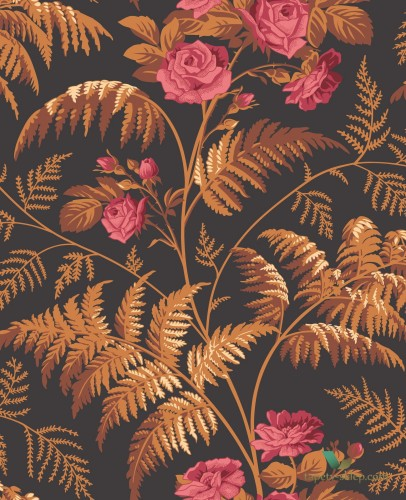 Tapeta Cole&Son Rose 115/10029 Botanical Botanica