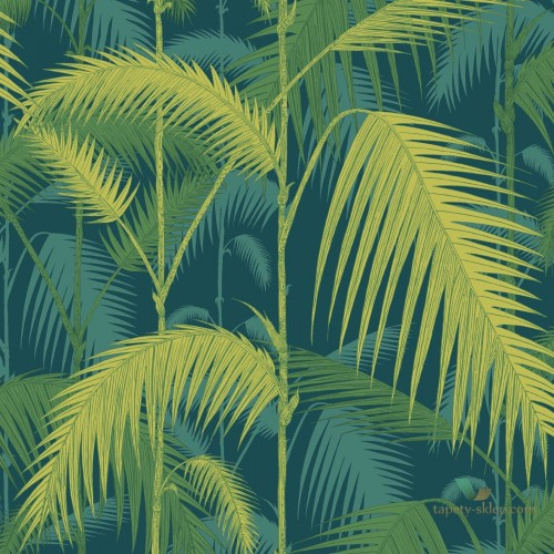 Tapeta Cole & Son Icons 112/1002 Palm Jungle
