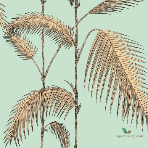Tapeta Cole & Son Icons 112/2006 Palm Leaves