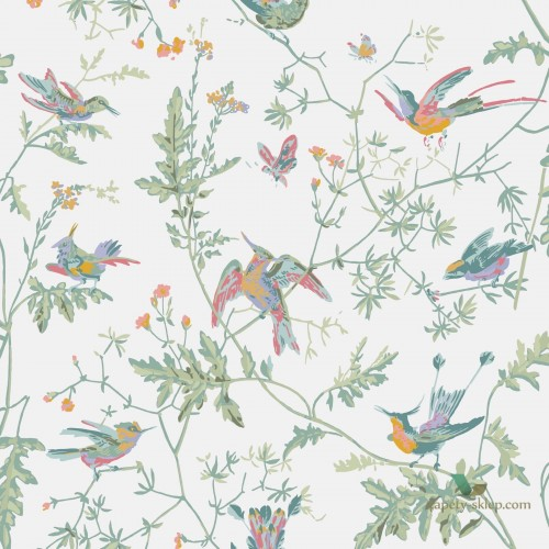 Tapeta Cole & Son Icons 112/4016 Hummingbirds