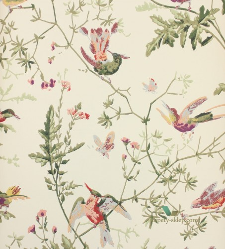Tapeta 100/14071 Cole & Son Archive Anthology Hummingbirds