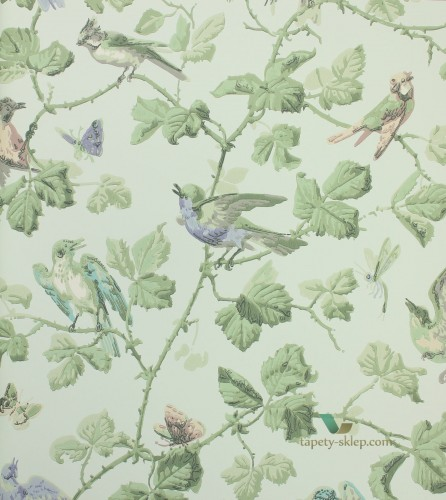 Tapeta 100/2007 Cole & Son Archive Anthology Winter Birds