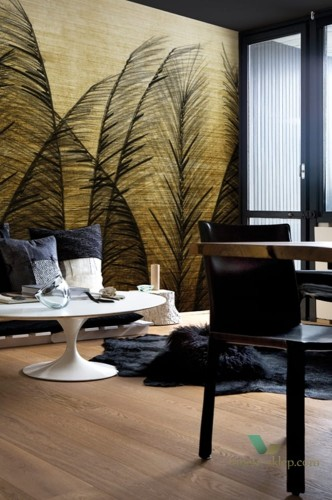 Tapeta Wall&Deco Golden wind WDGW1401 Contemporary 14