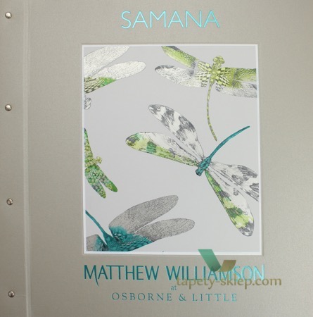 Samana Matthew Williamson by Osborne & Little