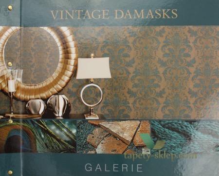 Galerie Vintage Damasks / Galerie / Tapety kolekcje - Sklep internetowy www.tapety-sklep.com