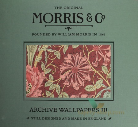 Morris Archive Wallpapers III