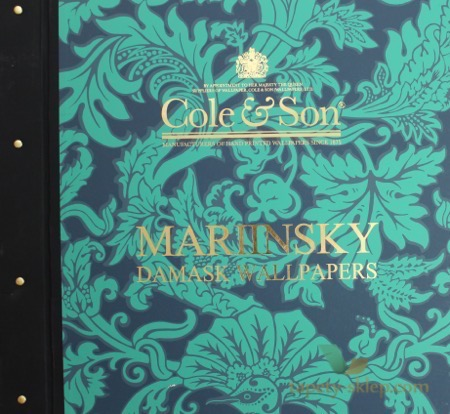 Cole & Son Mariinsky Damask