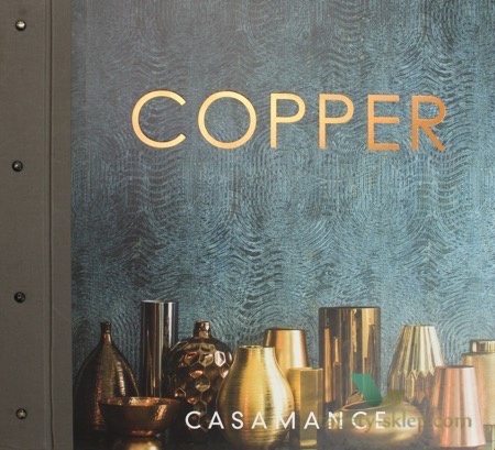 Steel Copper Casamance