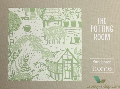 Sanderson The Potting Room