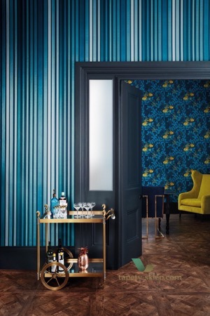 Cole & Son Marquee Stripes