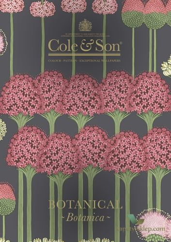 Cole & Son Botanical Botanica