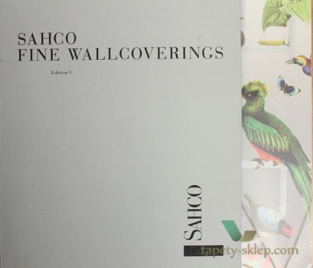 Sahco Fine Wallcoverings Edition 5