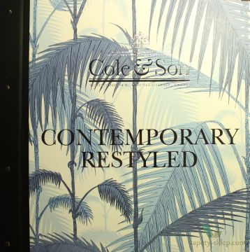Cole & Son Contemporary Restyled