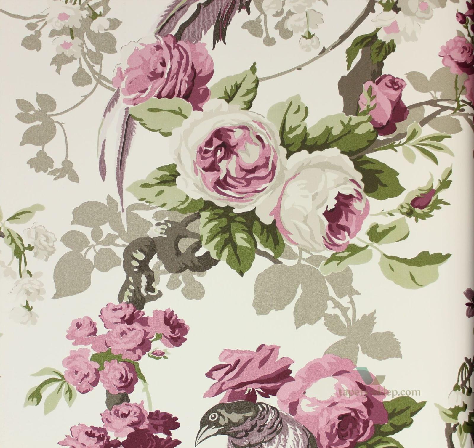 Tapeta w kwiaty Igone Bloomingdale 326152  Bloomingdale